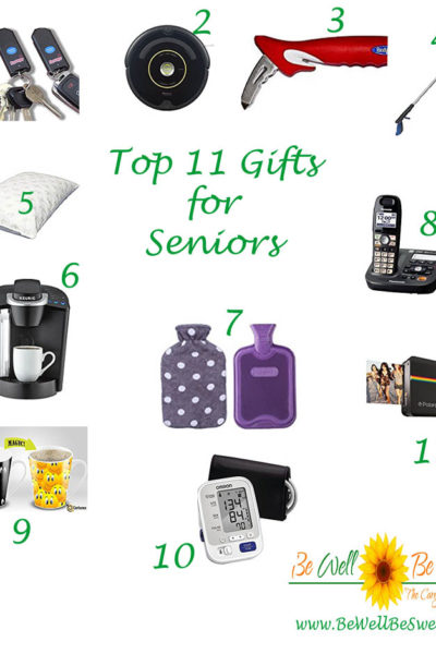 Top 11 Gifts for Seniors