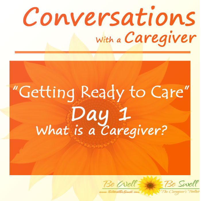 What You Don't Know About Caregiving