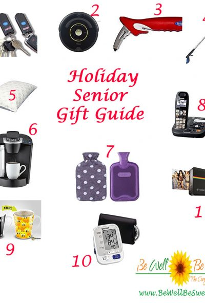 Holiday Senior Gift Guide